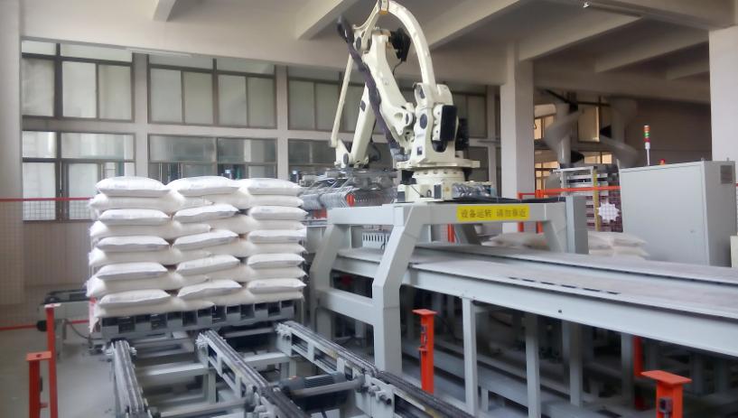 Robot ngành bột mì