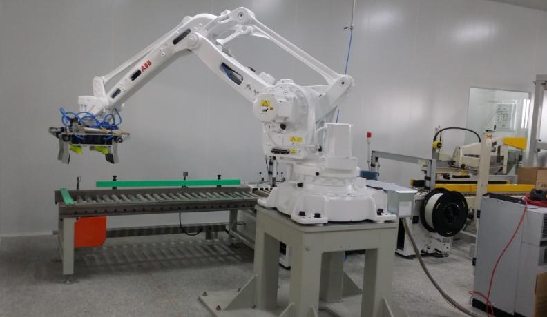 Robot ngành dược phẩm