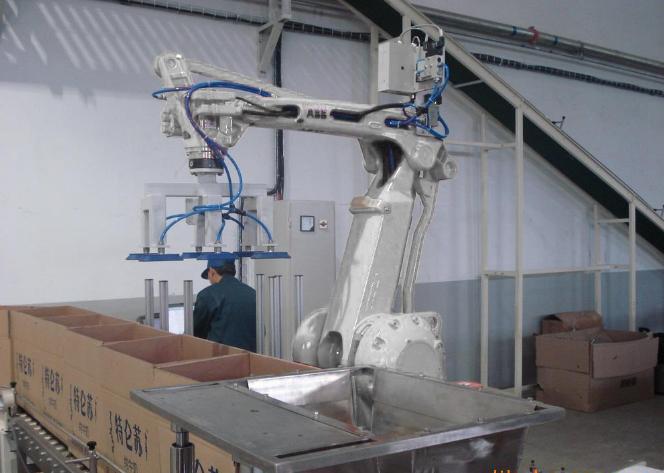 Robot ngành thực phẩm